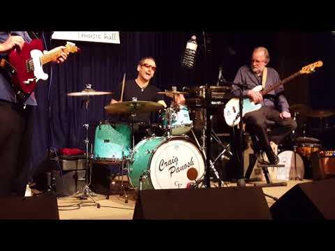 Drum solo -Craig Panosh with Rev. Raven