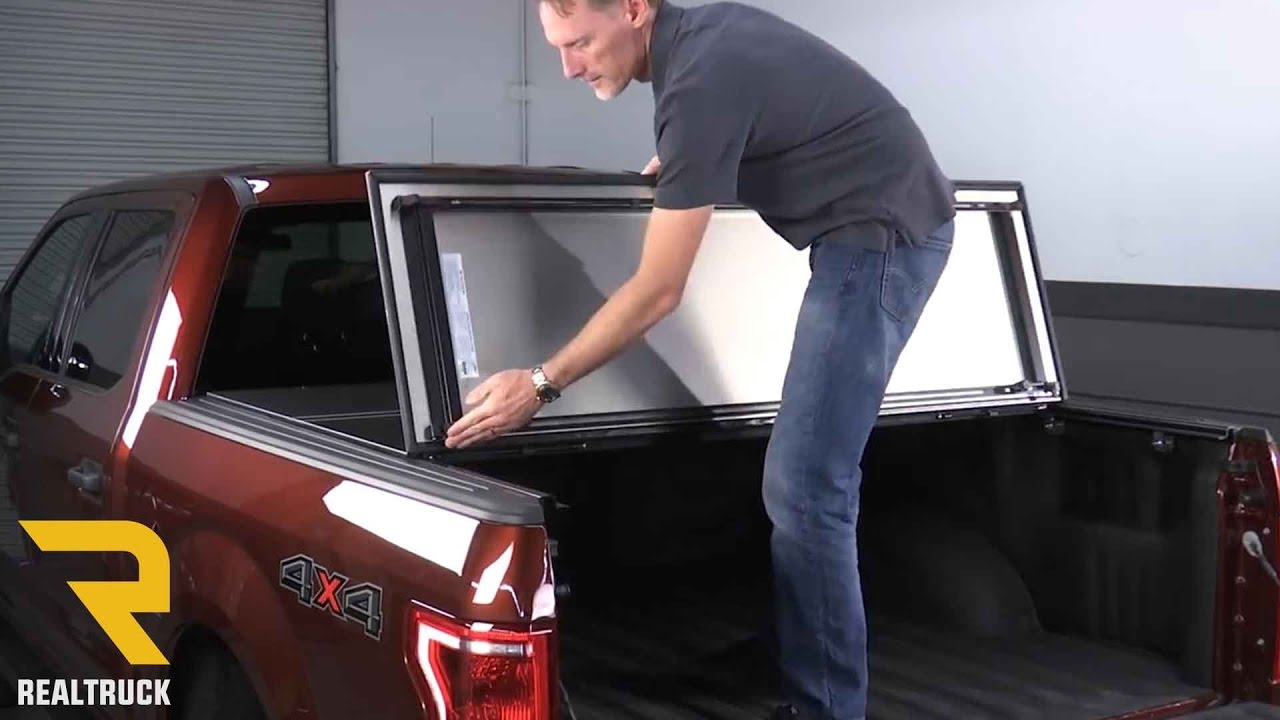 How To Install Access Lomax Tonneau Cover At Realtruck Com Youtube