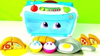 Horno magico de Juguete Con Comidita Magic Oven Playset Toys thumbnail