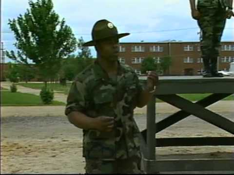 Fort Leonard Wood Graduation Video, part one
