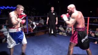 IBA Boxing   Rob Aps Vs Darren Thompson