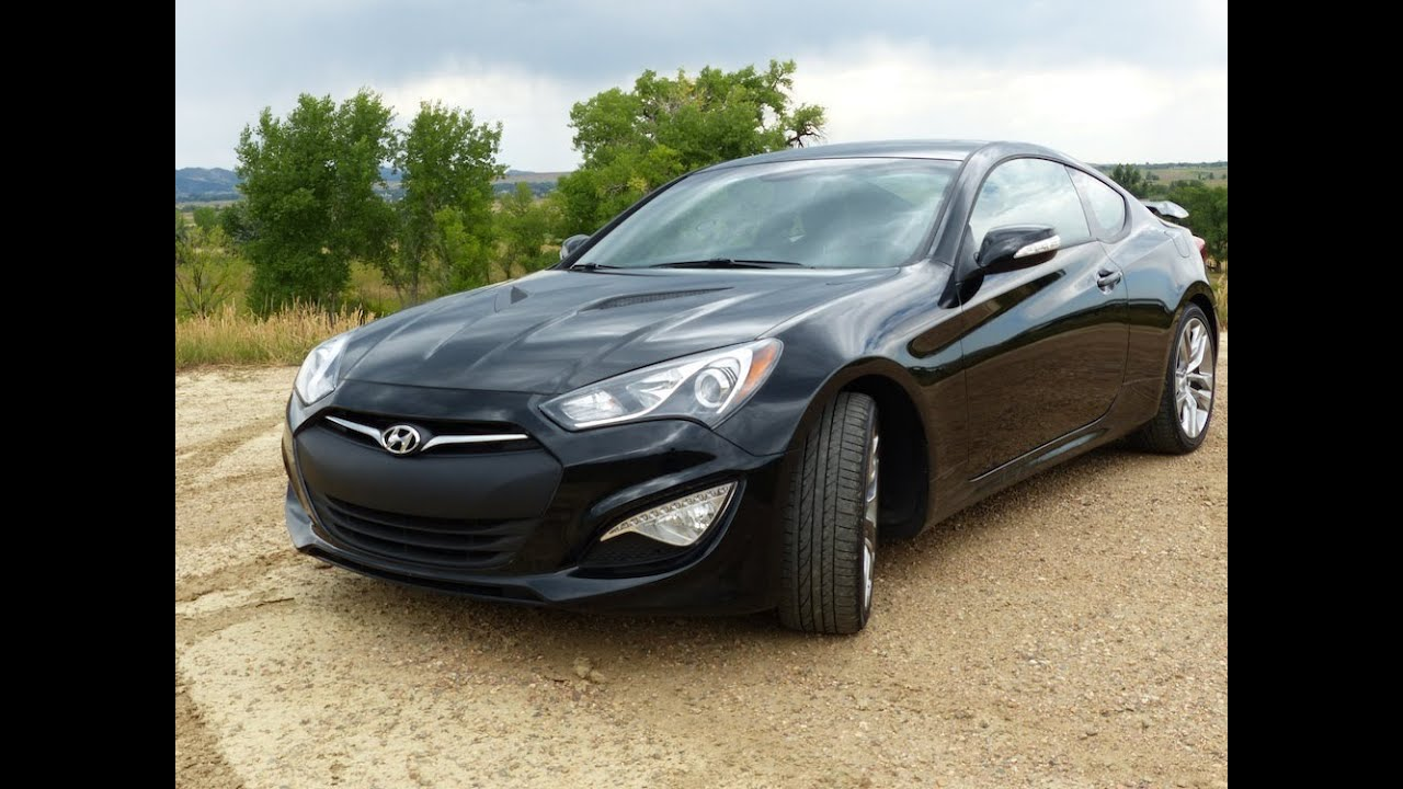 We Test The 2013 Hyundai Genesis Coupe From 0 60 Mph Again Again