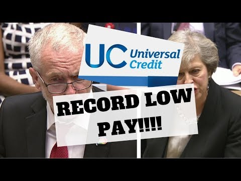 PMQs & Commentary: Corbyn Bashes May Over Tory Slave-Labour Economy