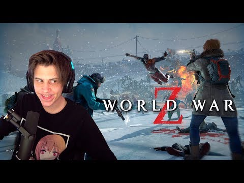 RUBIUS WORLD WAR Z || ZOMBIES y MAS ZOMBIES || DIRECTO TWITCH || Y MAS ZOMBIES