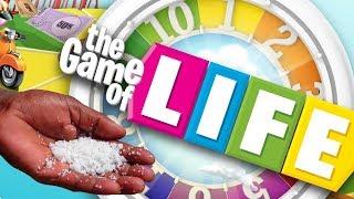 A SALTY LIFE - Let's Play: The Game of Life w/Michaela Laws, HusbandoGoddess, and MadamSharky