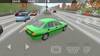 ألعاب سيارات#منطقة القيادة : ألمانية #ألعاب سيارات الطريق السريع -CAR GAMES screenshot 1