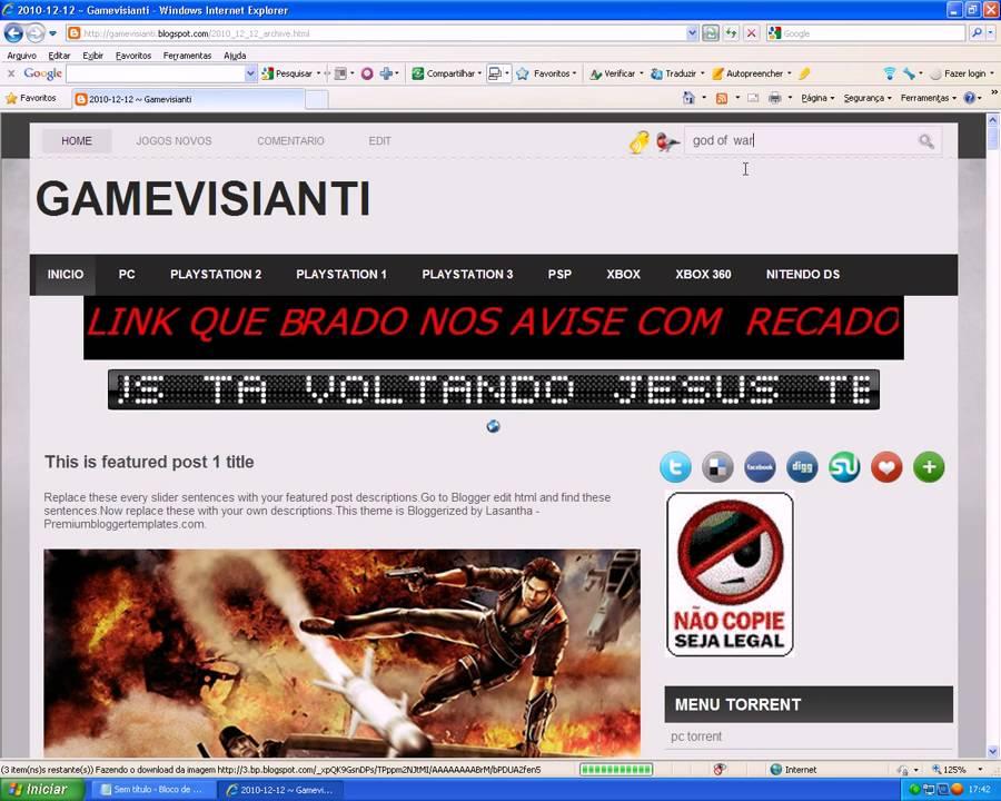 CD NINJAS DO BAIXAR ARROCHA O OS