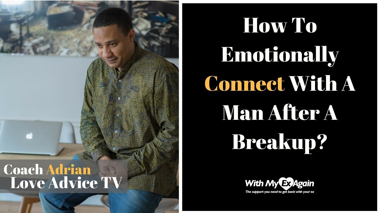 How to connect with a man