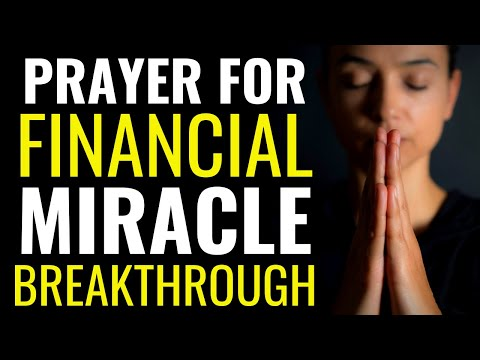 ( ALL NIGHT PRAYER ) POWERFUL PRAYERS FOR FINANCIAL MIRACLE BREAKTHROUGH