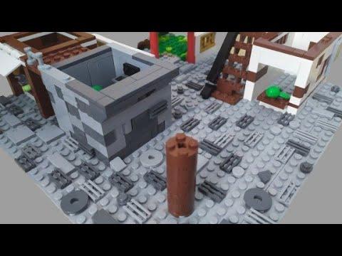lego ninjago moc teil 1 (lego ninjago moc part 1