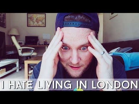 I HATE LIVING IN LONDON [ENG Subs]