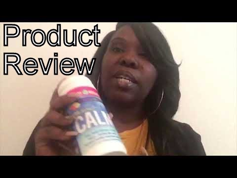 Natural Calm Anti-stress Drink | Product Review |