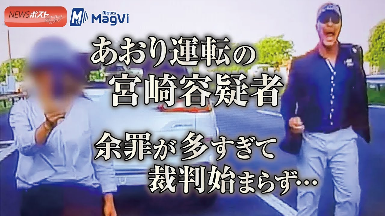 煽り運転 宮崎 判決