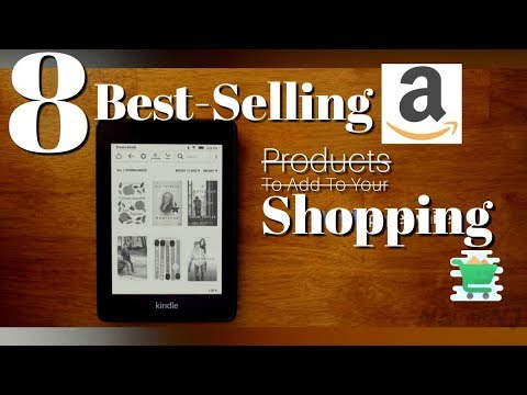 8 Best-Selling Amazon Products To Add To Your Shopping Cart
