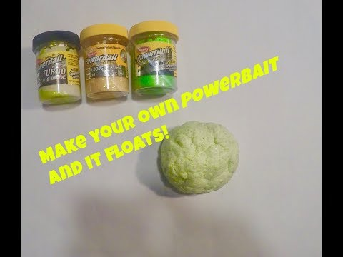How To Make Powerbait