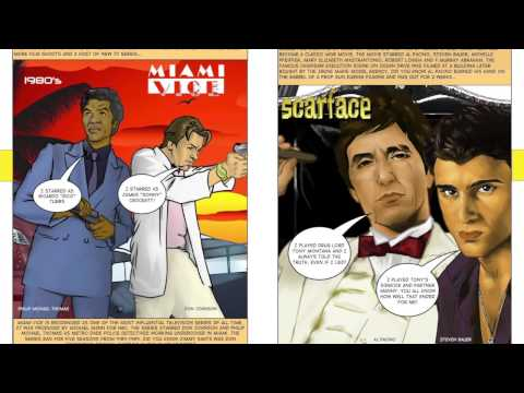 The Adventures of Bibi and Friends Centennial Comic Book Trailer