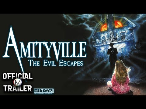 AMITYVILLE: THE EVIL ESCAPES (1989) | Official Trailer | 4K