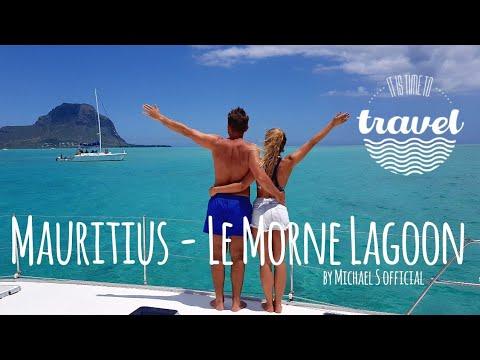 MAURITIUS - Le Morne Lagoon Sailing tour / 🌴 Travel Vlog 🌴