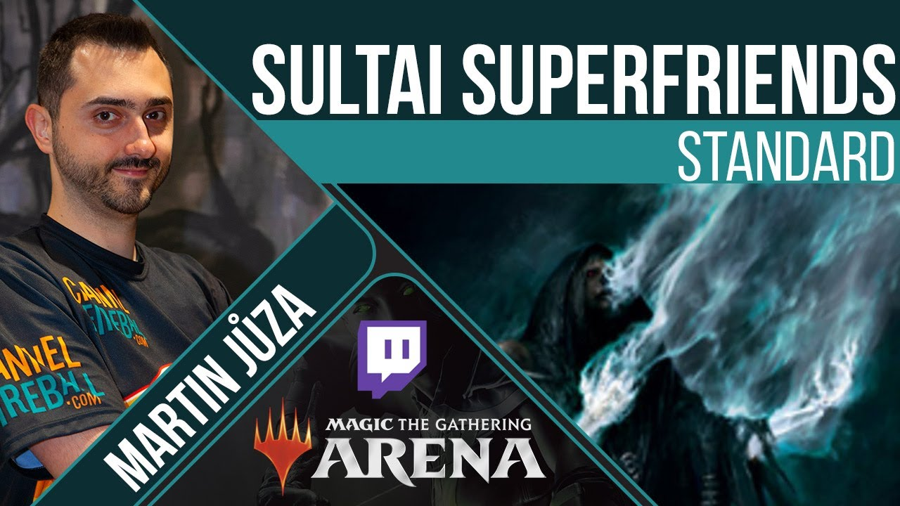 Core Set 21 – Sultai Superfriends | Martin Juza