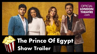 The Prince Of Egypt - The journey so far