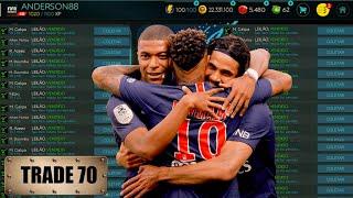 FIFA MOBILE 2020 - TRADE 70 - LIGA FRANCESA - EVENTO HAZARD