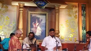 Bharath Sundar - Chinna Nadena - Kalanidhi Ragam - Thyagaraja Krithi