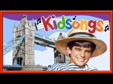 London Bridge | from Kidsongs: I'd Like to Teach the World to Sing | Top Nursery Rhymes | PBS Kids