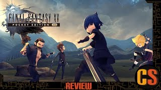 FINAL FANTASY XV POCKET EDITION HD - REVIEW