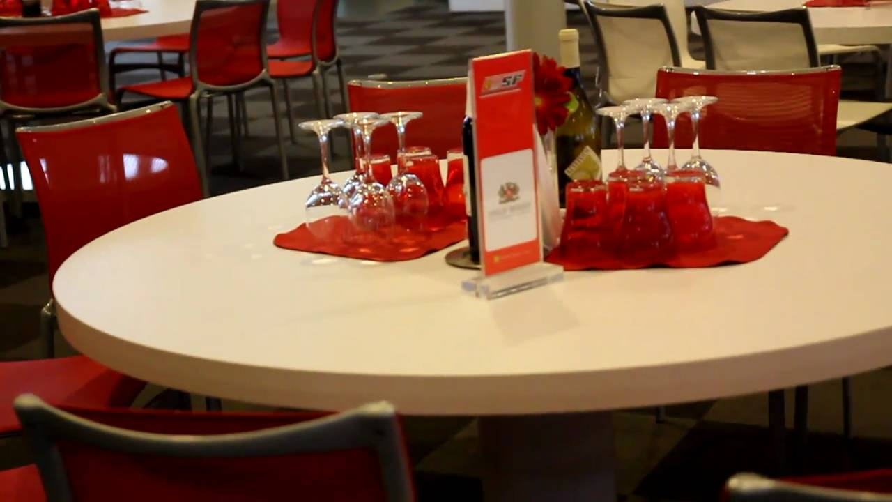 Formula One Paddock Club Ferrari Lounge Youtube