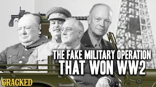 The Fake Military Operation That Won WW2