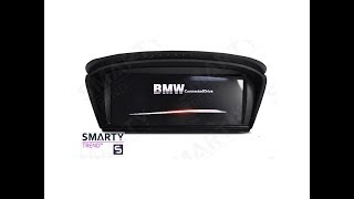 The SMARTY Trend head unit for BMW 5 Series E60.
