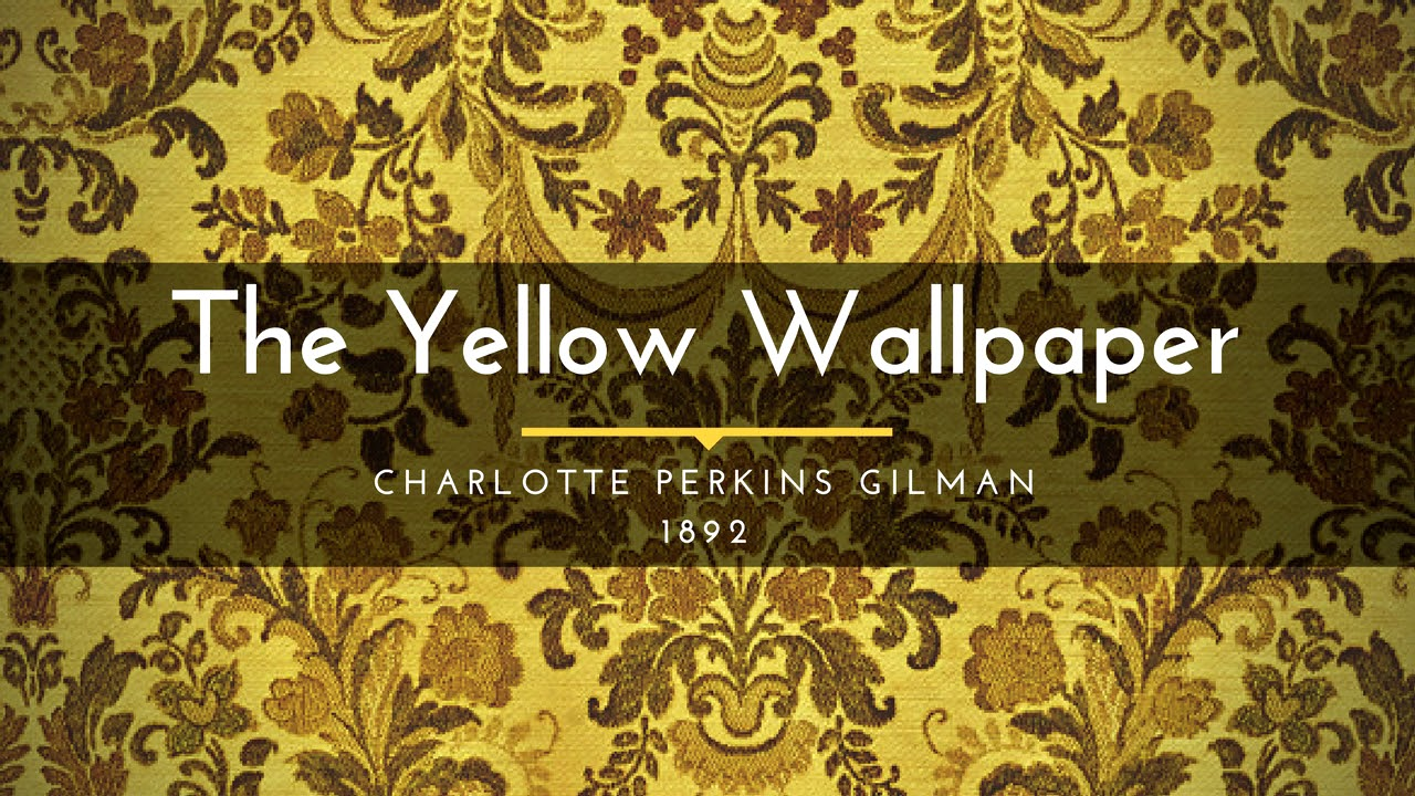 """The Yellow Wallpaper"" by Charlotte Perkins Gilman [ASMR Whisper Reading] [ Audio Only]"