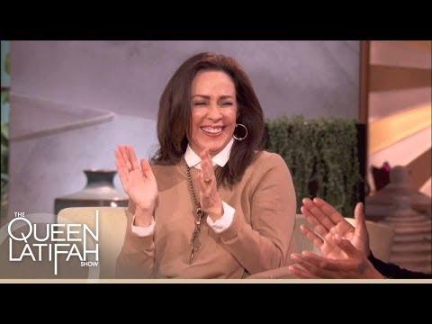 Patrica Heaton Answers Fan Question | The Queen Latifah Show