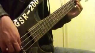 Grupo Rafaga - Lejos de ti (Bass Cover)