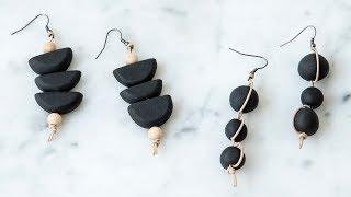 How to Make Desert-Inspired Earrings | Sunset