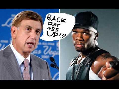 Marv Albert Vs. 50 Cent--The Rap Video!!! (Candy Shop Parody)