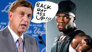Marv Albert Vs. 50 Cent--The Rap Video!!! (Candy Shop Parody)