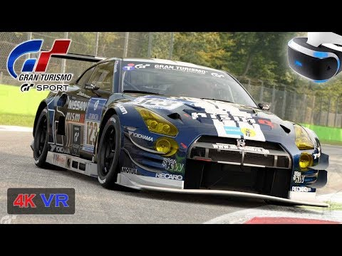 VR Onboard Racing Stream - Gran Turismo Sport on different tracks and Cars