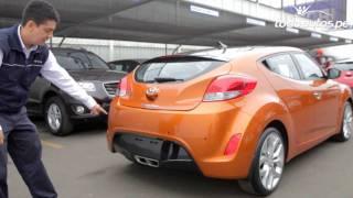 Hyundai Veloster 2011 en Per Full HD. Todoautos.pe смотреть