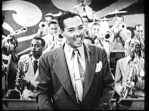 "Billy ECKSTINE & His Orchestra "" Rhythm In A Riff "" !!!"