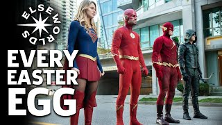 Elseworlds: Every DC Easter Egg In The Arrowverse Crossover