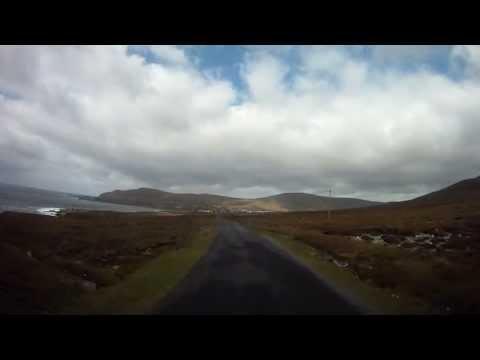 AMAZING SCENERY: Atlantic Drive, Achill Island, County Mayo, Ireland
