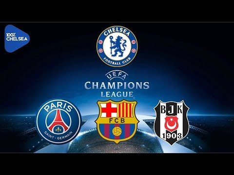 CHAMPIONS LEAGUE DRAW LIVE! || 100% CHELSEA LIVE