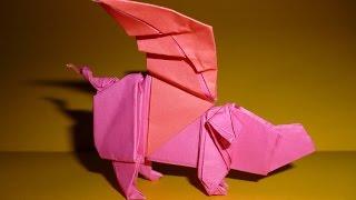 Origami Winged Pig Instructions (joseph Wu)