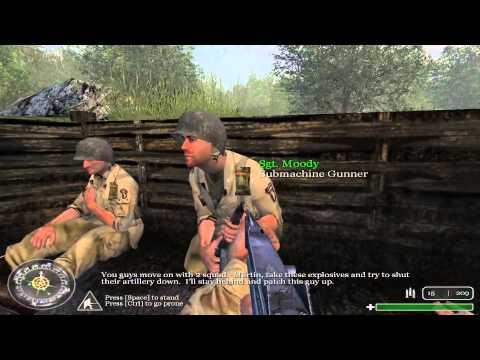 Call Of Duty, Episode 3: Brecourt Manor