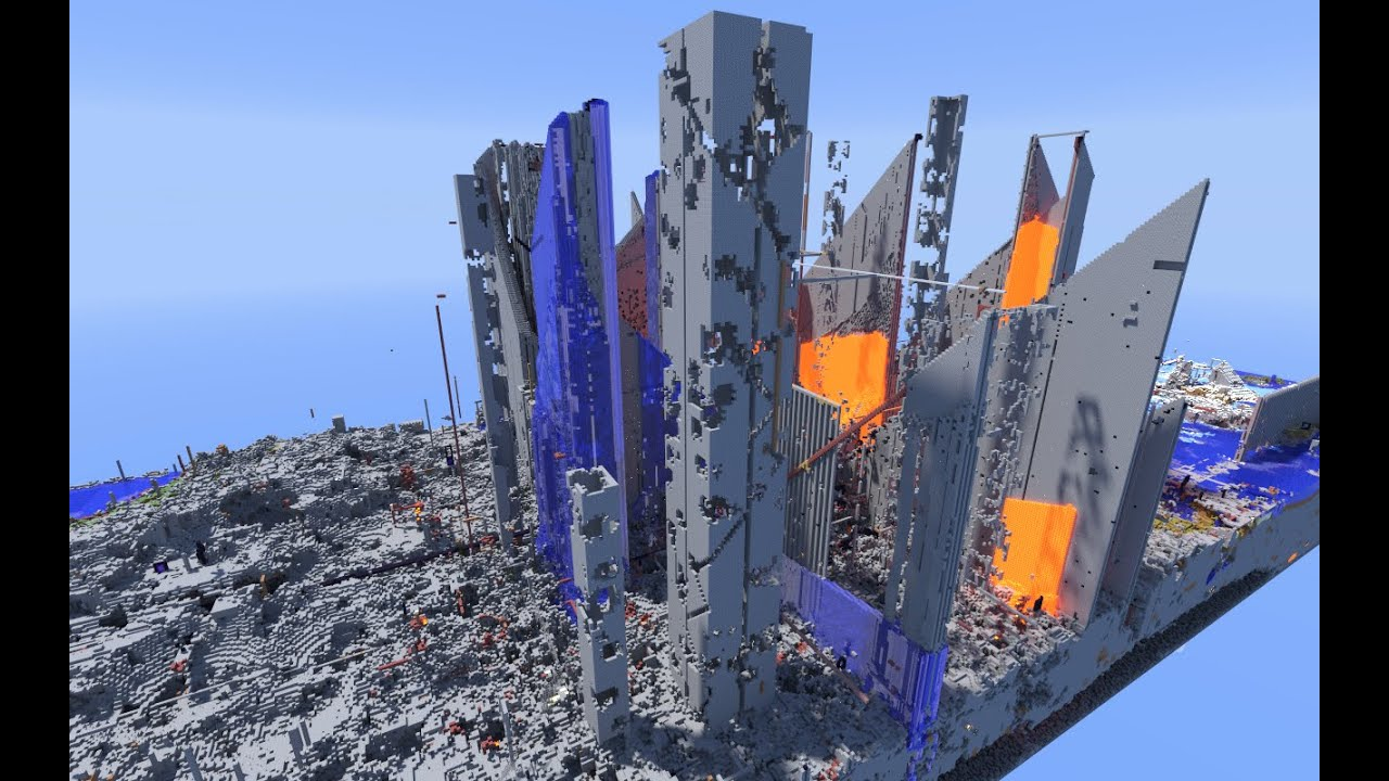Escaping The Oldest Server In Minecraft