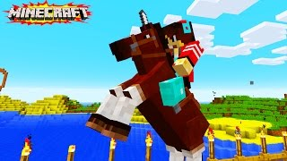 HikePlays MINECRAFT - Exploring Our World & Building! - Let