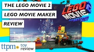 The LEGO Movie 2 LEGO Movie Maker from LEGO