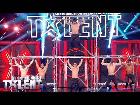 Semi Final - WOLF'S BAR - France's Got Talent 2017