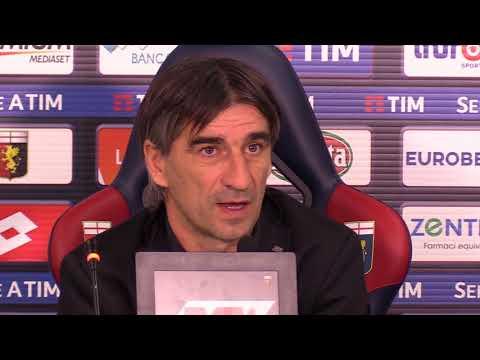 """Juric: """"Napoli favolosolo, Genoa squadra viva"""""""